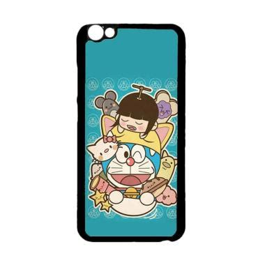 Casing Hp Iphone 7 Plus Doraemon Custom Hardcase Cover jual oem doraemon custom hardcase casing for vivo v5