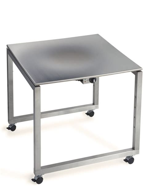 adjustable pit table teppanyaki grill table on wheels electric pit