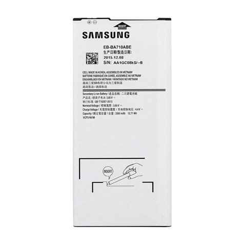 Battery Original 99 Eb Ba710abe For Samsung Galaxy A710 A7 2016 samsung galaxy a7 2016 battery eb ba710abe