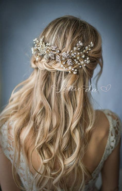 Boho Wedding Hairstyles by 2017 Trending Wedding Hairstyles Best Dreamiest Bridal