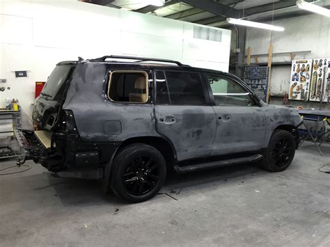 lifted lexus lx 570 just had my lx blacked out clublexus lexus forum