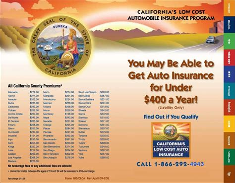 low cost auto insurance california low cost auto insurance program flyer yelp
