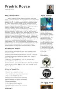 Process Engineer Resume Sample process engineer resume samples visualcv resume samples