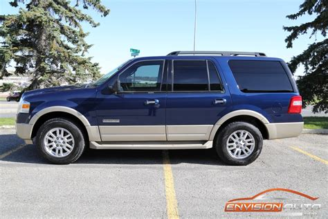 2007 Ford Expedition by 2007 Ford Expedition 4wd Eddie Bauer Edition 8 Seater