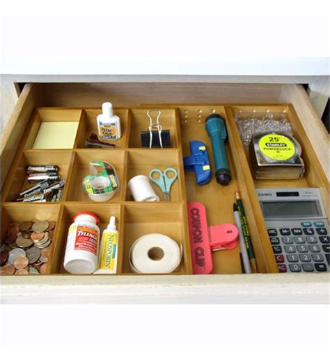 Expandable Desk Drawer Organizer by Expandable Junk Drawer Organizer In Desk Drawer Organizers