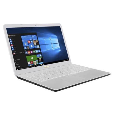 Ram Komputer Asus ordinateur portable asus blanc 17 pouces prix pas cher