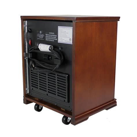 heat ls are designed to lifesmart lifepro dark oak 1500 watt infrared electric