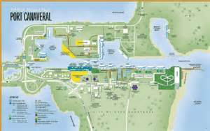 4 disney cruise lines port canaveral maps and driving