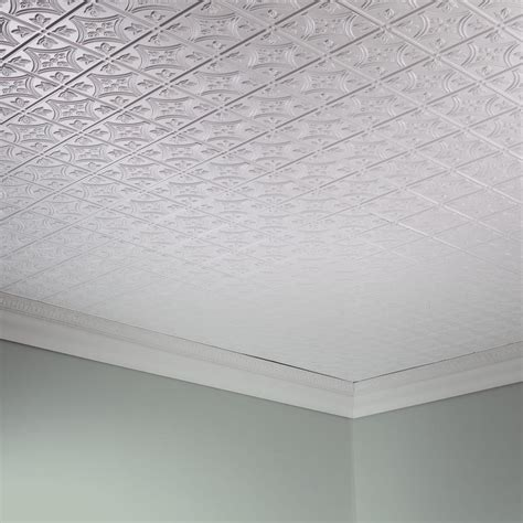 Ceiling Tiles - fasade ceiling tile 2x4 direct apply traditional 1 in