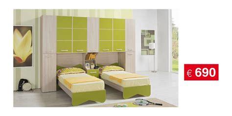 camerette letto camerette bambini 2 letti misure idee per il design