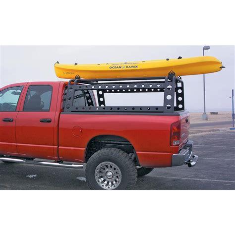 Sport Racks For Trucks by Xtreme Rack Basic Sport Rack Rail Kit Black 167942