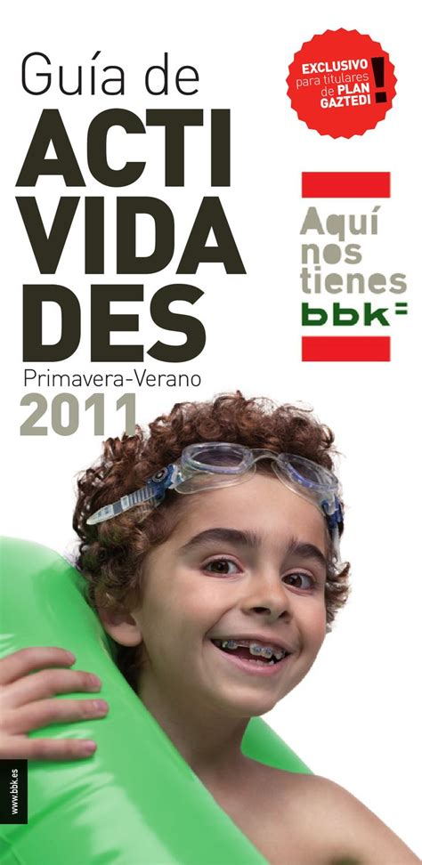 bbk entradas athletic actividades plan gaztedi by bilbao bizkaia kutxa issuu