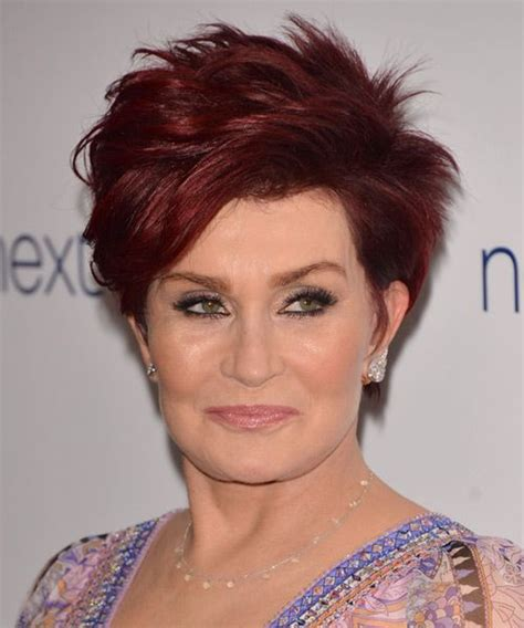 back view of sharon osbourne haircut 1000 ideas about sharon osbourne on pinterest sharon