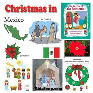 christmas in mexico ideas for the classroom kidssoup