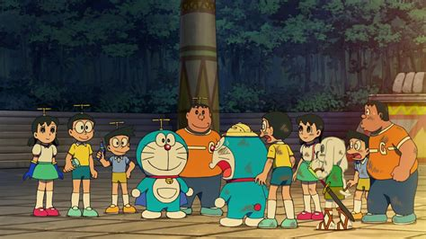 doraemon movie full in hindi 2015 doraemon the movie nobita the explorer bow bow hindi