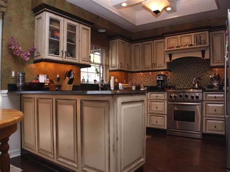 Kitchen Cabinet Paint Ideas Unique Painting Kitchen Cabinets Ideas 2016