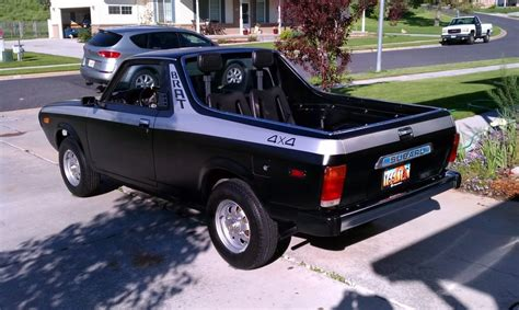 1978 subaru brat for sale subaru brat modified my style pinterest subaru