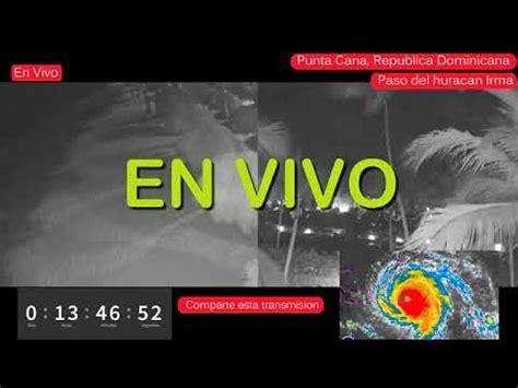 miami imagenes en vivo hurac 225 n irma en vivo republica dominicana cuba miami