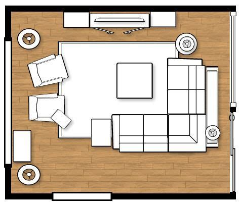 sectional living room layout planning a living room furniture layout tips to remember