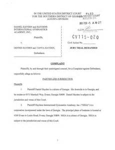 Complaint federal court filed giancroce 2111 8