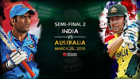 india vs australia icc cricket world cup 2015 semi