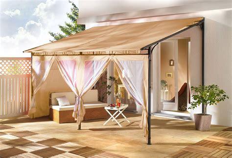 pavillon mit rolldach dasversandhaus24 de rollpavillon terrassendach 3x4m sand