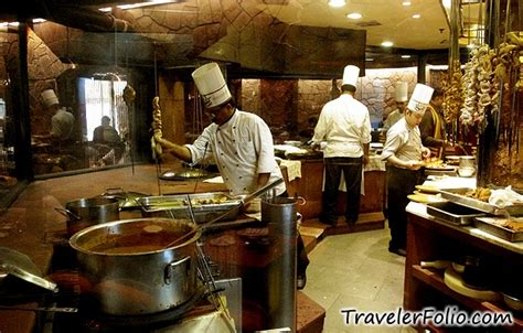 indian restaurant kitchen design bukhara world s best indian cuisine restaurant itc