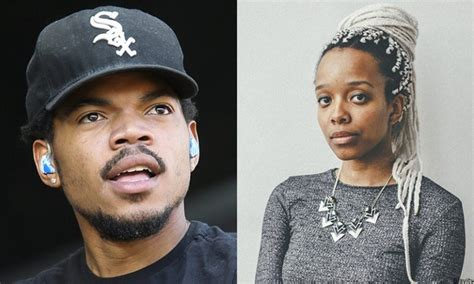 coloring book chance the rapper drive chance and jamila woods next to be made by