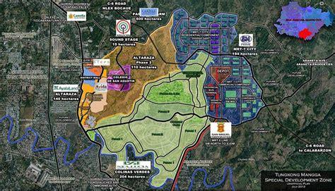 san jose monte map bulacan ayala land s altaraza town center bulacan real estate