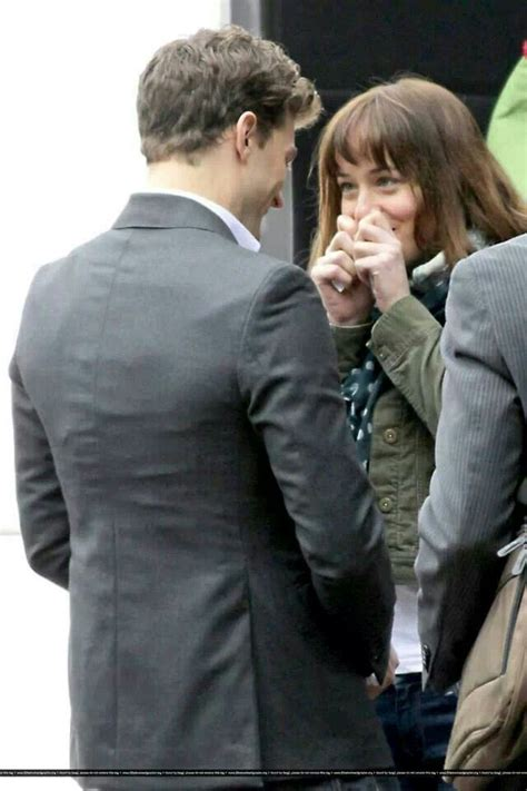 film fifty shades of grey cda jamie and dakota are perfect for the parts of christian