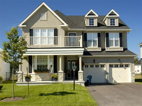 what are the different styles of homes different types of houses roofingpost