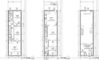 narrow house plans modern house narrow lot house plans home design