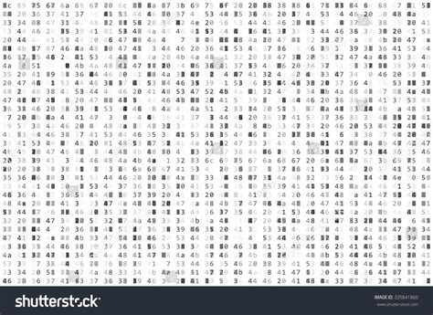 pattern matrix francais abstract matrix background binary computer code stock