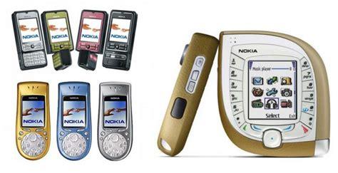 Hp Nokia Yang Bisa Android nostalgia dengan kumpulan hp unik buatan nokia yang ngetrend pada masanya