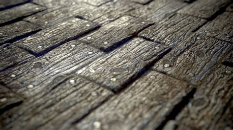 aged wood planks  creating  height map youtube