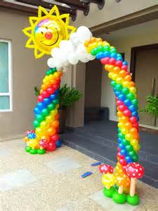 35 best images about balloon arch ideas on