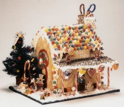 gingerbread house icing recipe gingerbread houses by jeanne benedict