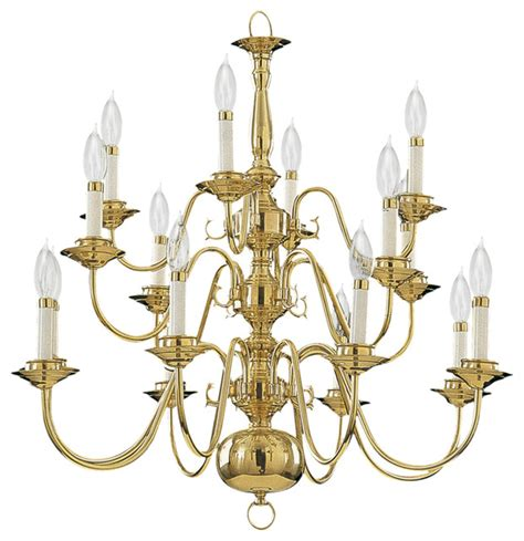 mediterranean chandelier quorum international 6171 16 2 polished brass 16 light