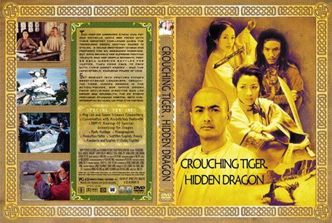 Dvd Crouching Tiger crouching tiger dvd custom covers crouchingtiger new dvd covers