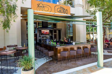 Bay Patio Bar by Tis The Season For Outdoor Dining In Vegas Las Vegas Blogs