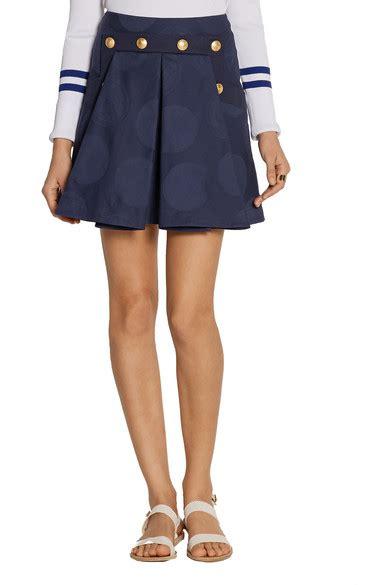 Kenzo Stretch kenzo stretch cotton jacquard mini skirt net a porter