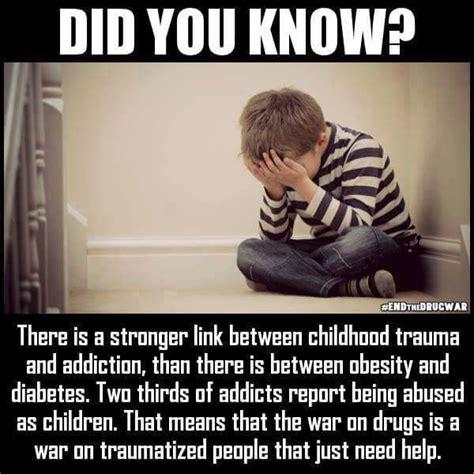 Meme Addiction - children is the correlation in betwen childhood trauma