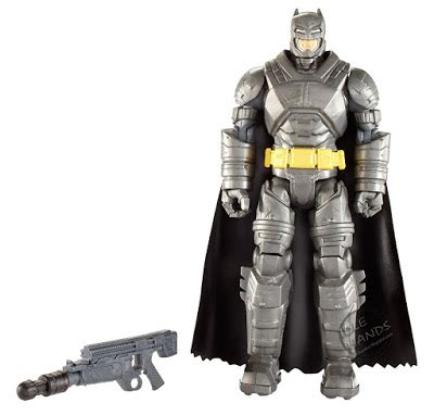 Toys Batman Vs Superman Armored Batman idle updated batman vs superman of justice toys arrive with expected spoilers