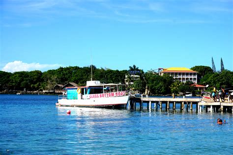 glass bottom boat west bay roatan roatan what to do snowbirds in training