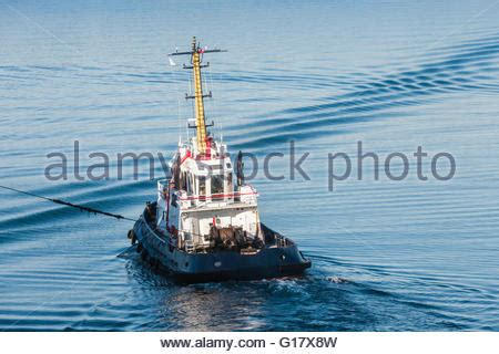 tugboat rope tug tow rope stock photo royalty free image 3480676 alamy