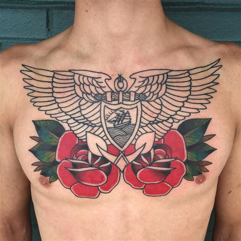 guys with rose tattoos 80 stylish roses designs meanings best ideas