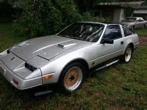 84 Nissan 300zx Purchase Used 84 Nissan 300zx Tubo In Tallahassee Florida