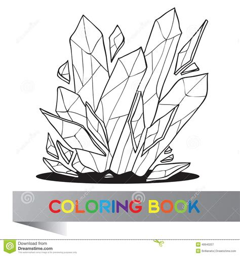 coloring book illustrator coloring book vector illustration stock vector image