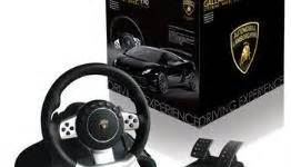official lamborghini racing gallardo evo steering wheel