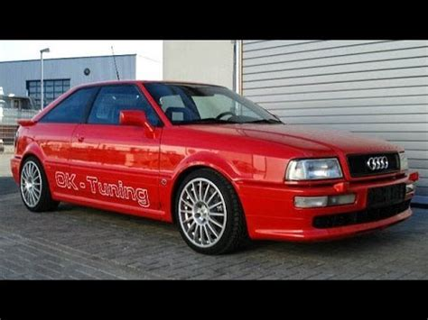 Audi S2 Chiptuning by Ok Chiptuning 2 X Audi S2 Old School Race Youtube